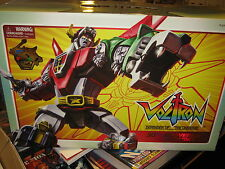 VOLTRON 30th ANNIVERSARY! Lion Collector Gift Set *DIE CAST / LIGHTS* TOYNAMI