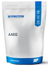 250g Myprotein Arginina alfa chetoglutarato 0,25kg AAKG no ARGININE BOOSTER