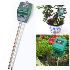3in1 Soil Moisture Testing Meter, PH Tester Garden Plant Flower Digital Tester