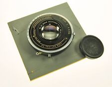 "Ilex Optical Company No. 32 no. 3 Universal Anastigmat F4.5 6 3/8"" Camera Lens"