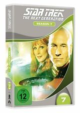 Star Trek - The Next Generation Season 7 7er [DVD] NEU TNG Staffel Sieben