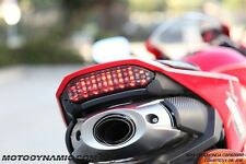13-16 Honda CBR-600RR CBR 600RR INTEGRATED Turn Signal LED Tail Light SMOKED