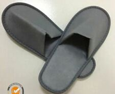 6 QTY  Disposable flip flop Hotel Terry Cloth Slippers
