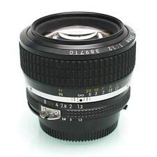 Obiettivo Nikon Nikkor AIS 50mm f/1.2 Manual Focus - Garanzia Internazionale 24