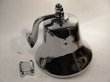 "PERKO 0150012CHR CHROME PLATED BRONZE 12""  fog  BELL # 150-12  150-12C  UNIT B"
