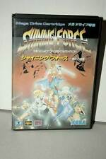 SHINING FORCE THE LEGACY OF GREAT INTENTION SEGA MEGA DRIVE ED JAPAN FR1 38912