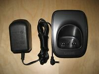 Uniden DCX16 Cordless Phone Handset Charger With PS-0035 AC Adapter