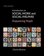 Introduction To Social Work And Social Welfare by Charles Zastrow