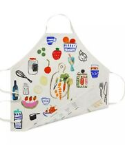 KATE SPADE ALL IN GOOD TASTE PRETTY PANTRY APRON MULTI COLORS ONE SIZE FIT ALL