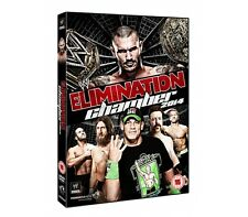 Official WWE Elimination Chamber 2014 DVD