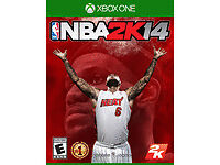 DISC ONLY ~ NBA 2K14 ~ Microsoft Xbox One XB1