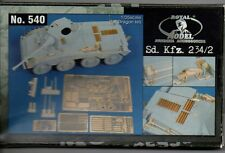 ROYAL MODEL  540 - Sd.Kfz.234/2 - 1/35 RESIN KIT