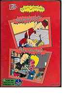 The Best Of Beavis & Butthead Troubled Youth Feel Our Pain DVD NEW FREE S&H US