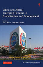 China and Africa: Volume 9: Emerging Patterns in Globalization and Development (
