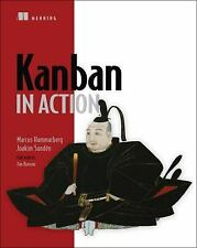 Kanban in Action by Joakim Sunden and Marcus Hammarberg (2014, Paperback)
