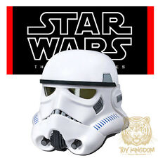 Black Series Star Wars Rogue One STORMTROOPER Voice Changer Helmet/Mask IN STOCK