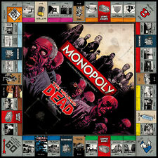 MONOPOLY The Walking Dead (Comic) SURVIVAL EDITION (UK VERSION)