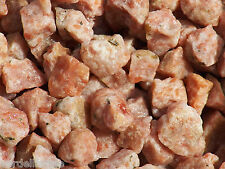 1 LB SUNSTONE Bulk Rough Rock Stones Tumbling 2200+ct
