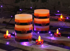 LED Halloween Candles 24 Case Pack Battery Operated
