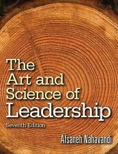 NEW Art and Science of Leadership (7th Edition) (Global Edition)