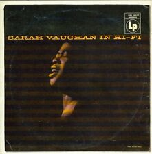 Sarah Vaughan In Hi-Fi - Sarah Vaughan (2009, CD NIEUW)