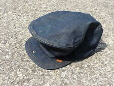 Vintage Levi's Denim Hat Newsboy LEVIS