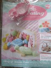 DeAgostini Pastel Decoración revista número 109 con Cortador de Metal Candy cariño