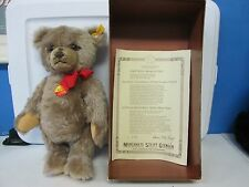 Steiff Brumm Bar 14 in Bear w/Box