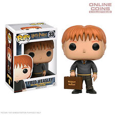 HARRY POTTER - Fred Weasley Pop! Vinyl Figure - FUNKO - BRAND NEW IN BOX!