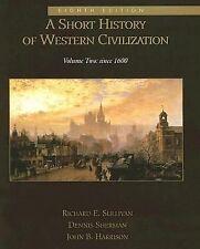 A Short History of Western Civilization,Volume 2,Since 1600,Communism,Revolution