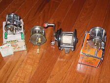 Huge lot Vintage fishing Reels PFLUEGER  SHAKESPEARE  JC HIGGINS  SOUTH BEND