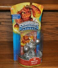 Skylanders Spyros Adventure Silver Eruptor Variant Rare Series 1 NEW Sealed
