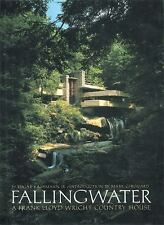 Fallingwater: A Frank Lloyd Wright Country House-ExLibrary