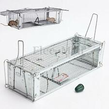 New Style Reusable Rodent Live Animal Mouse Trap Snap Hamster Cage Rat Catch