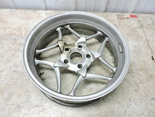 06 BMW K1200 GT K 1200 K1200GT rear back wheel rim