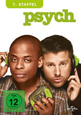 Psych - Die komplette 7. Staffel (James Roday)                       | DVD | 242