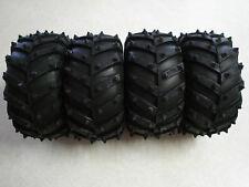 """4 PIN SPIKED TIRE 2.2"""" Blackfoot Monster Beetle Mud Blaster Tyre RC Tamiya 50374"""