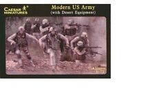 Modern US Army (with Desert Equipment) - Caesar Miniatures H030- 1/72 Scale
