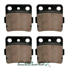 Front Brake Pads For Yamaha Grizzly YFM 600 1998 1999 2000 2001