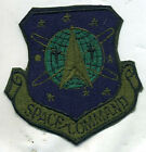 US Air Force Space Command OD Subdued Patch