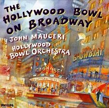 The Hollywood Bowl On Broadway 1996 by Rodgers & Hammerstein II; Richard Rod