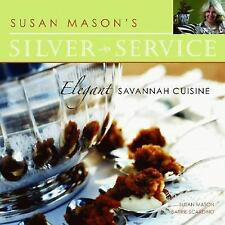 Silver Service by Susan Mason and Barrie Scardino (2006, Hardcover)
