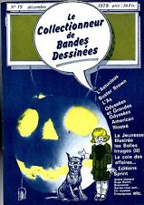 CBD n°19. Le Collectionneur de Bandes Dessinées. BUSTER BROWN, L'AS, ASTUCIEUX