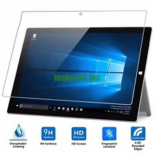 Premium Tempered Glass Screen Film Guard Protector Microsoft Surface Pro 4 12.3""