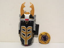 Morpher Power Rangers Ninja Storm Thunder Morpher with Strap Horn and 2 Coin