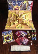 Treasure of the Lost Pyramid 3D BOARD GAME Relic Raiders Basic Concepts