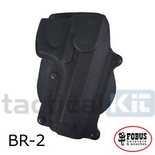 New Fobus Beretta 92F Paddle Holster UK Seller BR-2 (Airsoft)