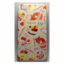 Cupcakes and Bears Printed iPhone 5 5s Case for Apple iPhone 5s