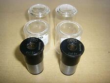 2x Okular Okulare Kpl 8x 10x18 Carl Zeiss Germany für Mikroskop Mikroskope