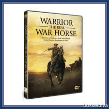 WARRIOR THE REAL WAR HORSE- PRESENTED BY BROUGH SCOTT **BRAND NEW DVD***